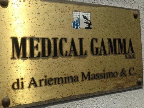Medical Gamma sas Reagenti e strumentazioni per uso diagnostico