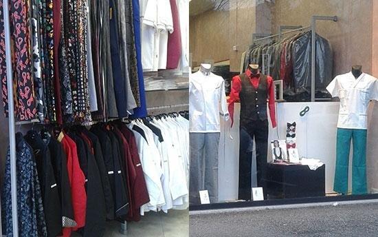 Abbigliamento professionale al negozio Gidas - Abbigliamento Alberghiero E Sanitario