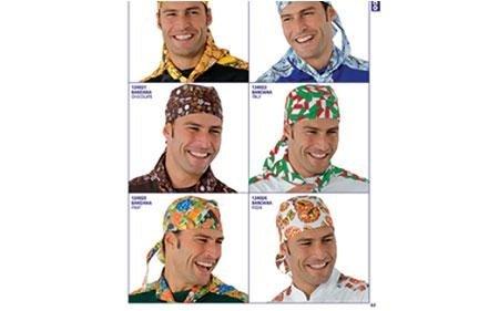 catalogo bandane colorate