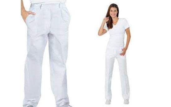 infermiera in posa