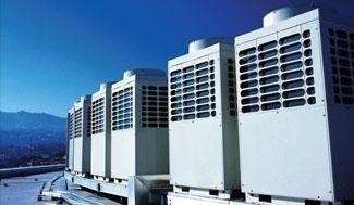 impianti di climatizzazione VRF