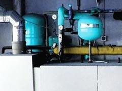 sopraelevazione della pressione idrica