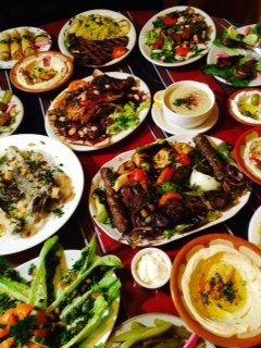 A Kosher Restaurant Cuisine