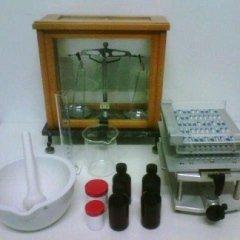 Laboratorio preparazioni galeniche