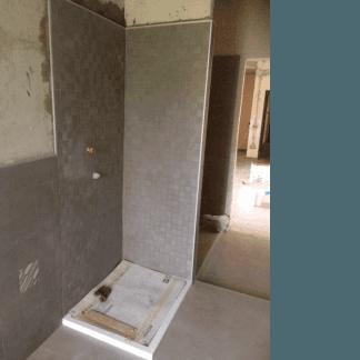 Installazione doccie