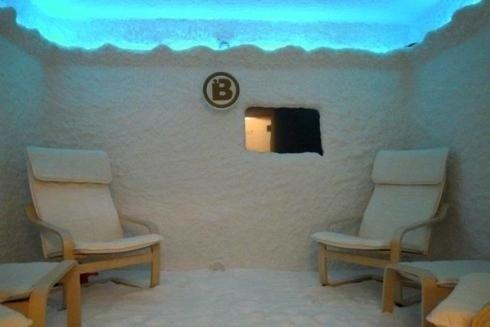 cromoterapia interno grotta