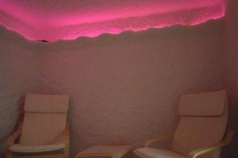 interno grotta rosa