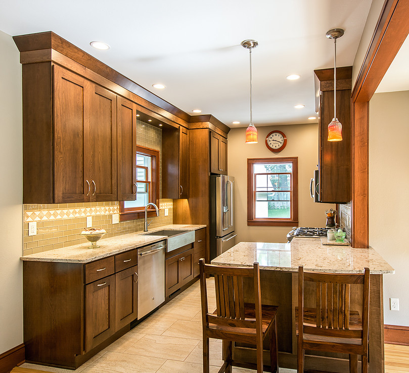 KBD of Iowa City Kitchen Cabinets Gallery Image #11