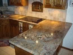 Granite Top View