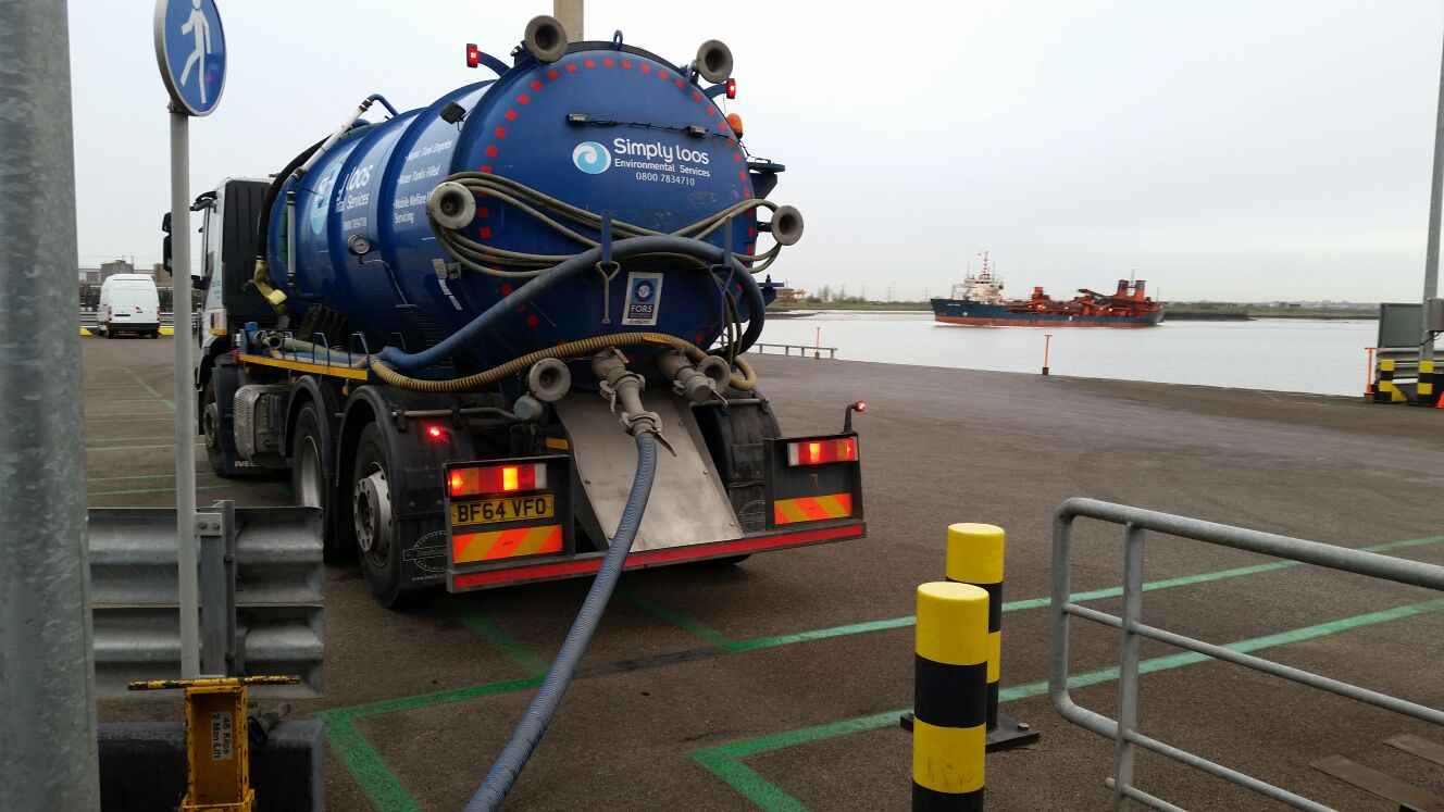 toilet tankers