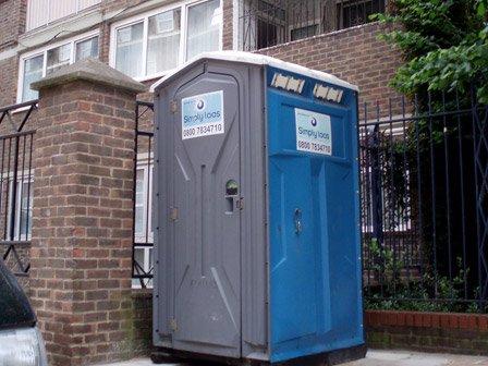 toilet set-ups