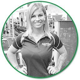 Nissa is one of our gym Trainers in Yeppoon