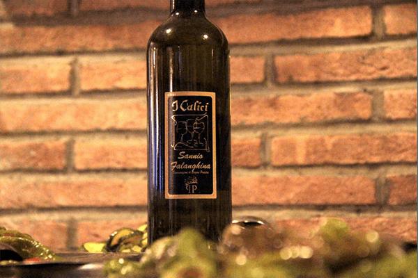 vino di produzione locale