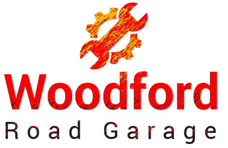Woodford Road Garage company logo