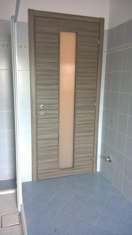 porta interna con vetro intero