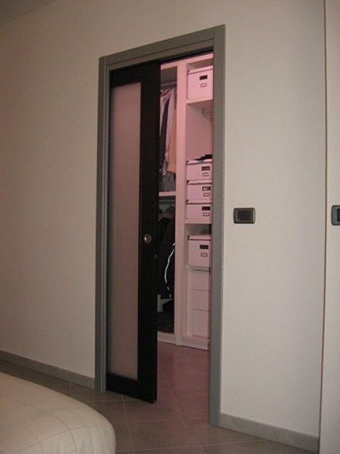 Porta per cabina armadio