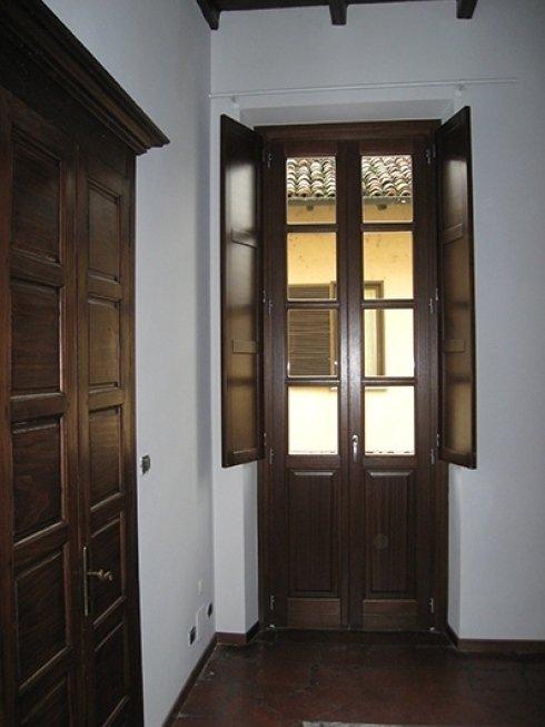 Porta finestra in stile inglese