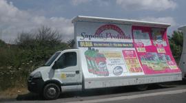 decorazioni pubblicitarie su automezzi