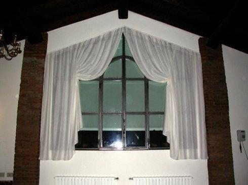 tende per vetrate, tende per interni, tende eleganti