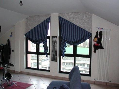tendine, tendaggi, tessuti per tende