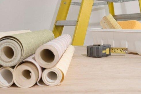 lavori di tappezzeria, tessuti per divani, coordinati per salotti