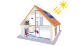impianto termosolare, termosolare, pannello solare