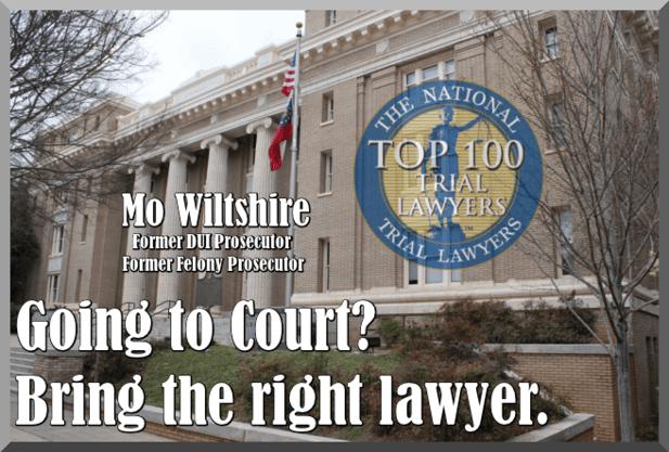 Best DUI Lawyer Athens, GA