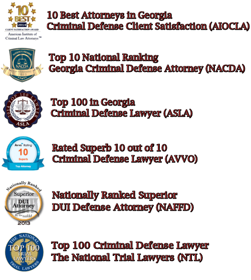 Best DUI Defense in Watkinsville