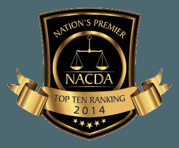 Top 10 Defense Lawyer