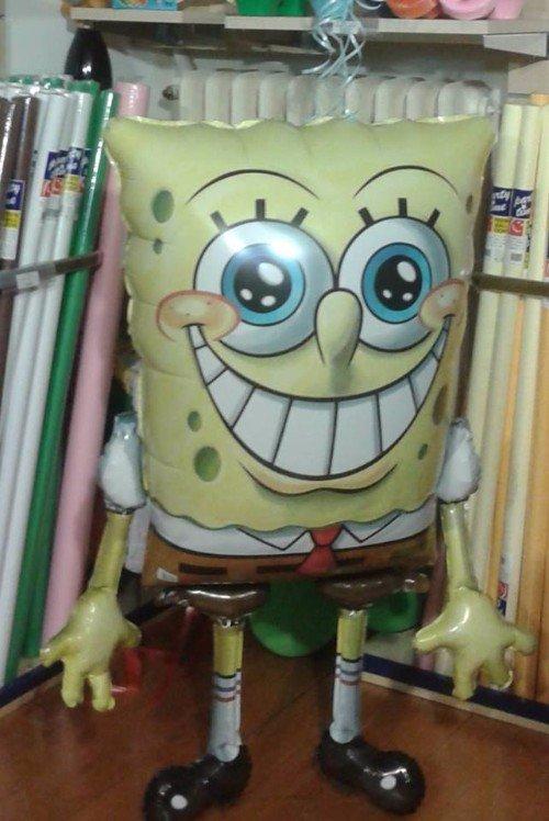 palloncino di sponge bob