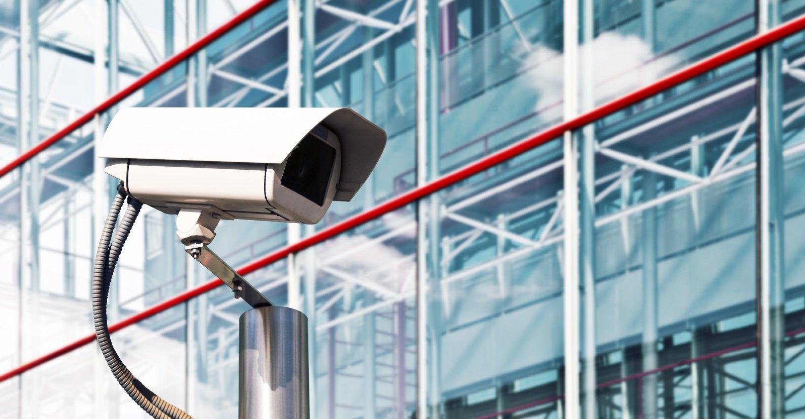 Camera de videosorveglianza esterna