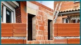 mattoni per edilizia