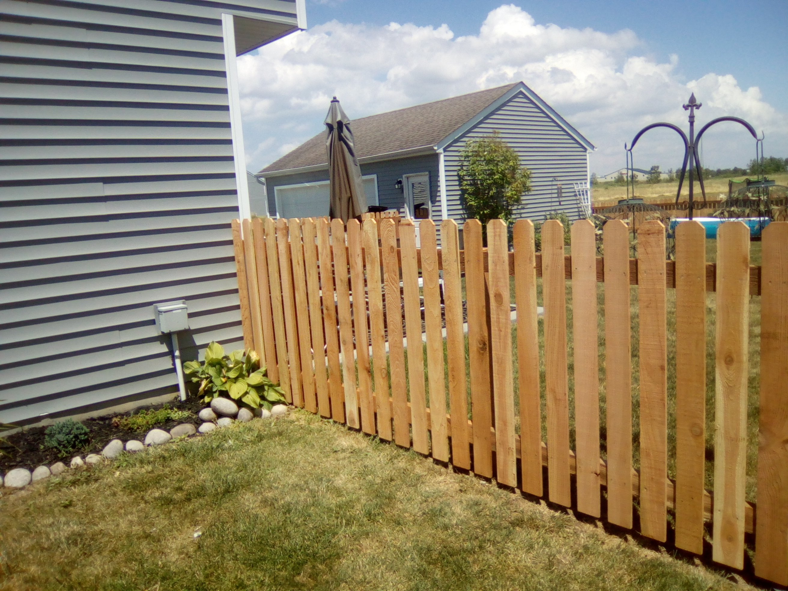 fence pany newark oh mccoy s fence co