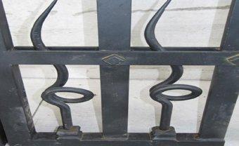 particolare cancello