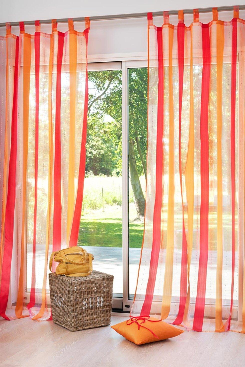 Tende per interni napoli scherillo tendaggi - Tende finestre ikea ...