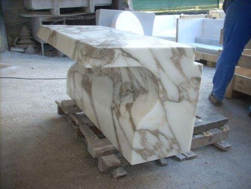 marmo lavorato