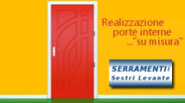 porta per interni colorate