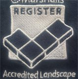 Register accredited Landscape Logo