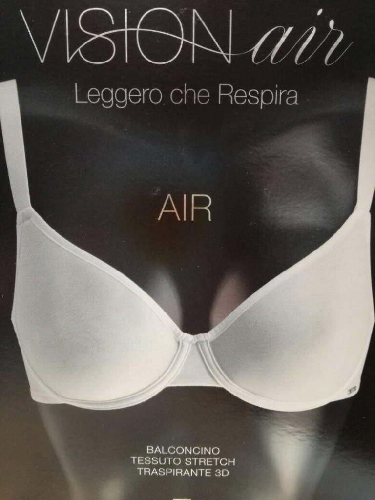 biancheria intima Vision air