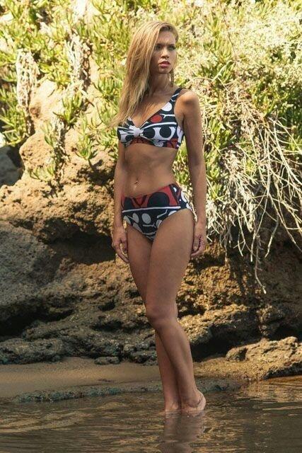 Bikini con fantasia