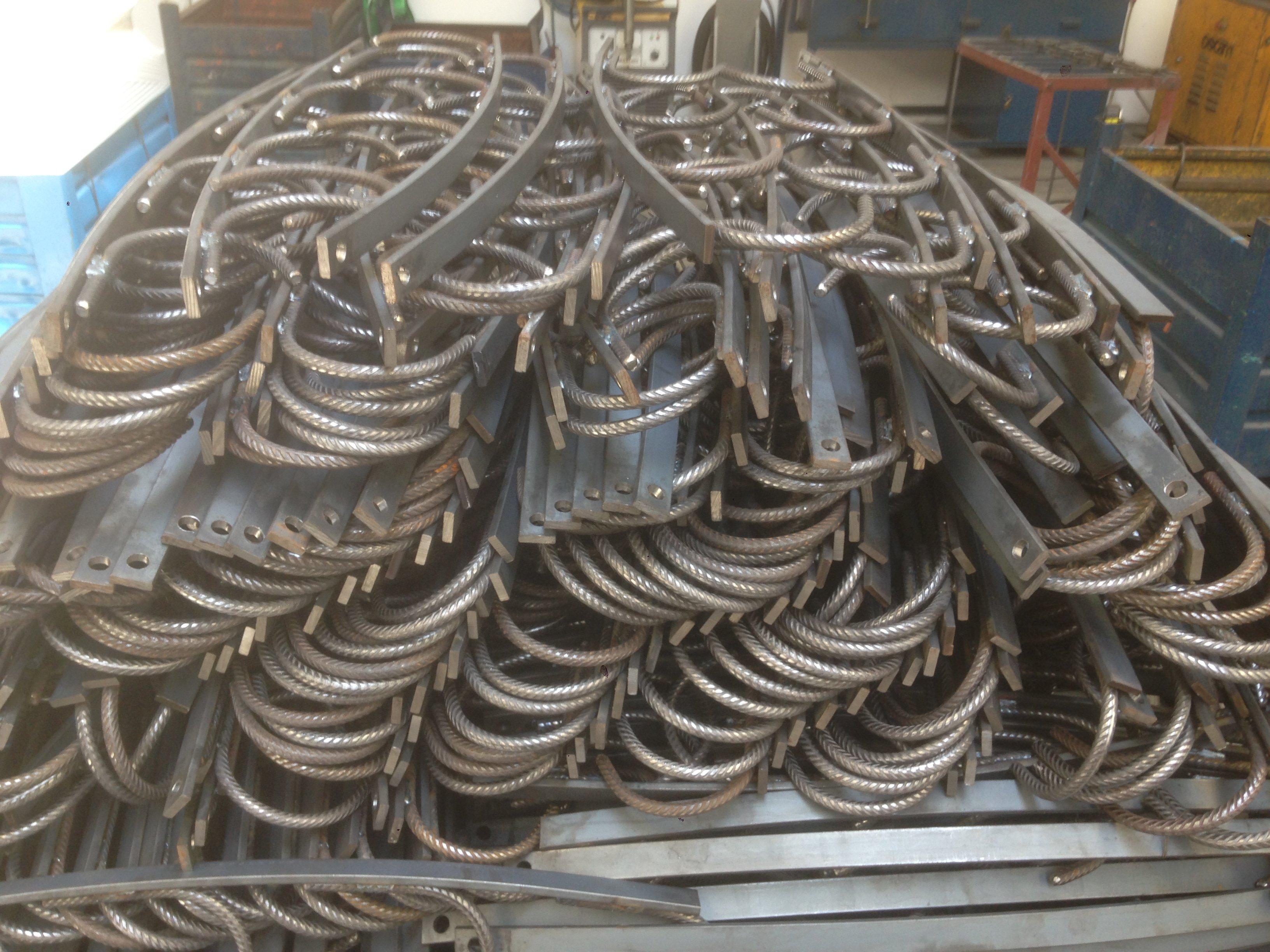 pezzi di ferro da saldare