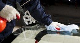 Interventi riparazione vetri