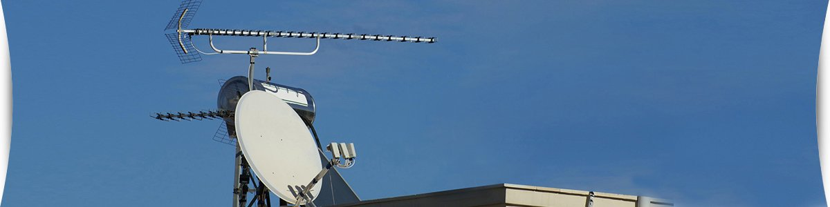 brc antenna services number one antenna installation on roof top