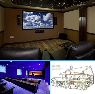 brc antenna services number one home theatre system and wiring