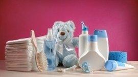 prodotti per la pulizia dei neonati