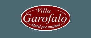 CASA DI RIPOSO HOTEL VILLA GAROFALO - LOGO