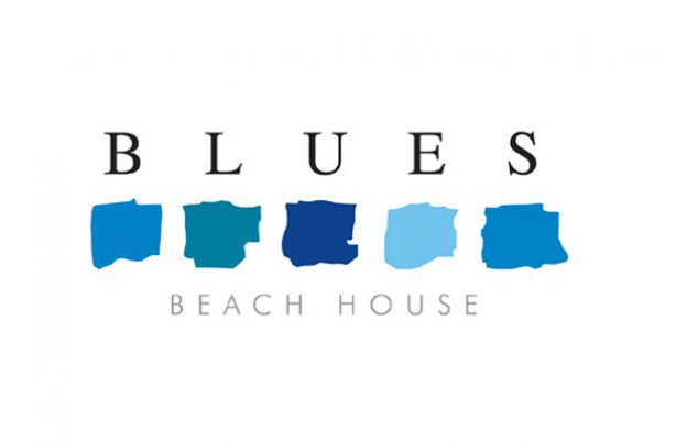 Blues Beach House Logo