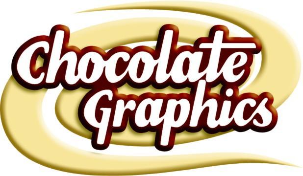 Chocolate graphics logo