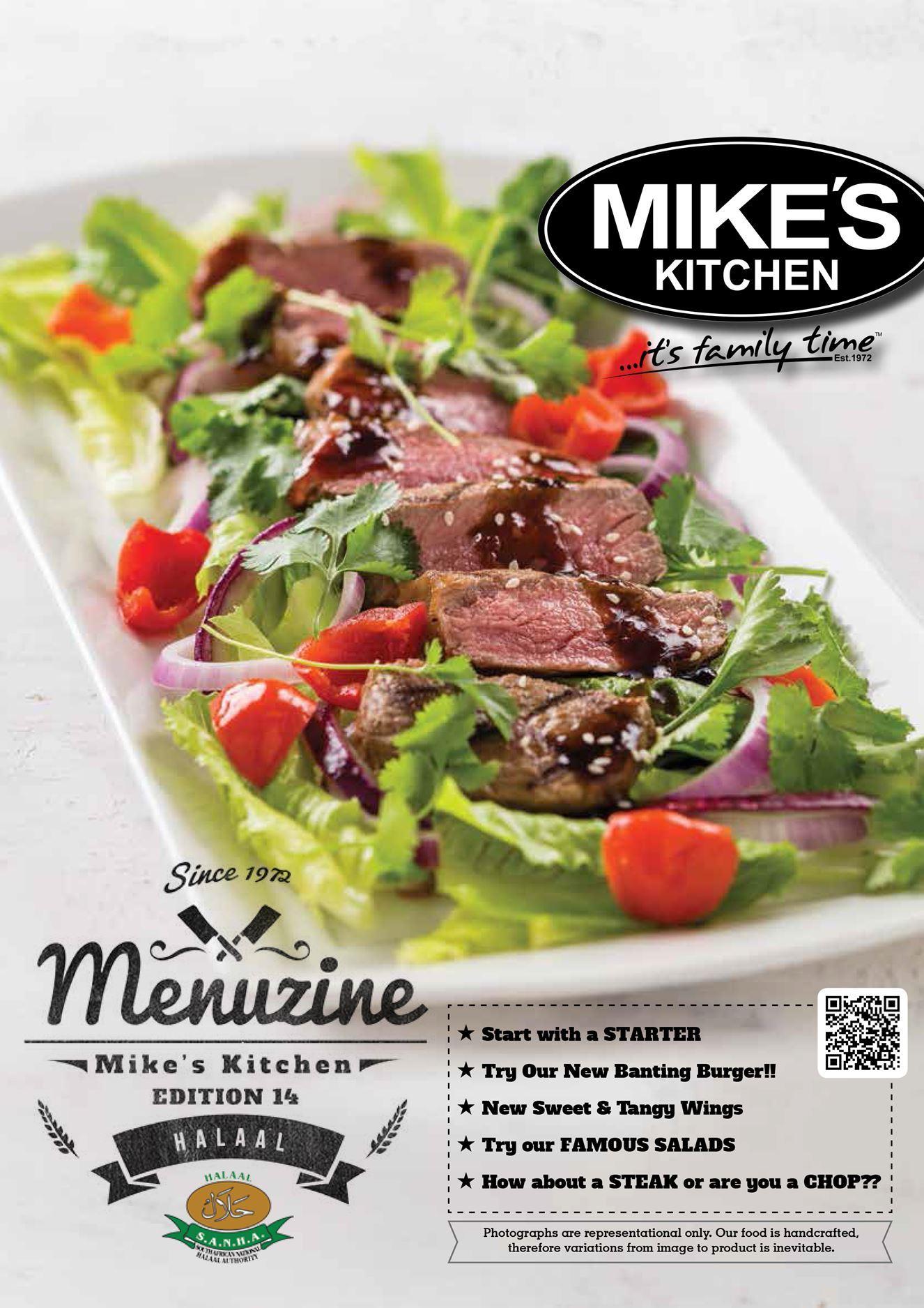 Mikes Kitchen