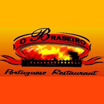 O, Braseiro Logo